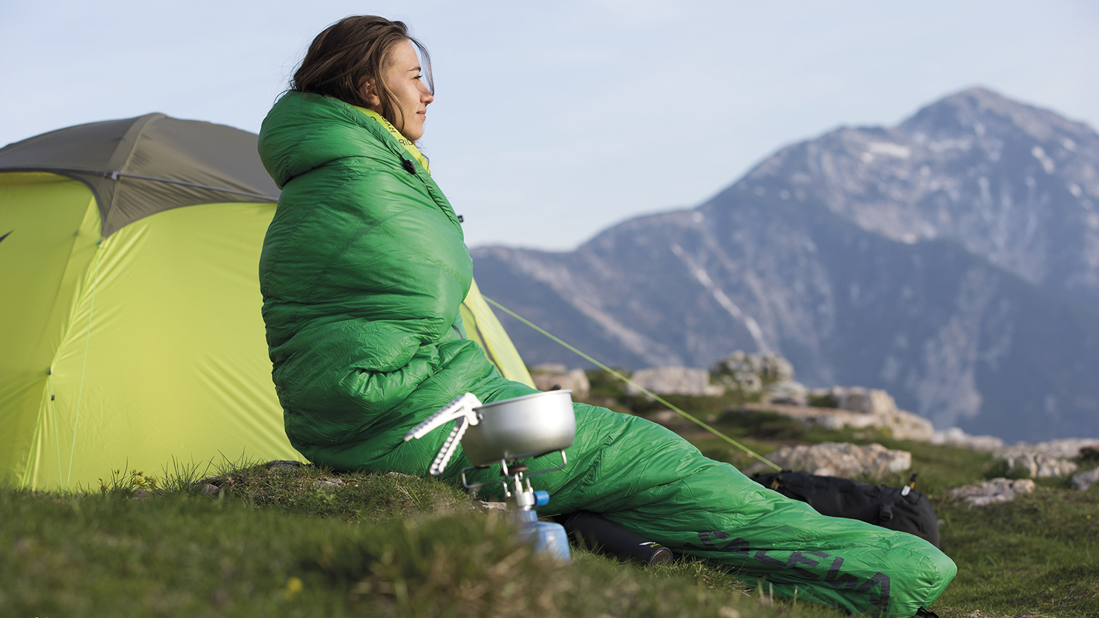 Salewa – Eco Down Sleeping Bag – Greenroom Voice