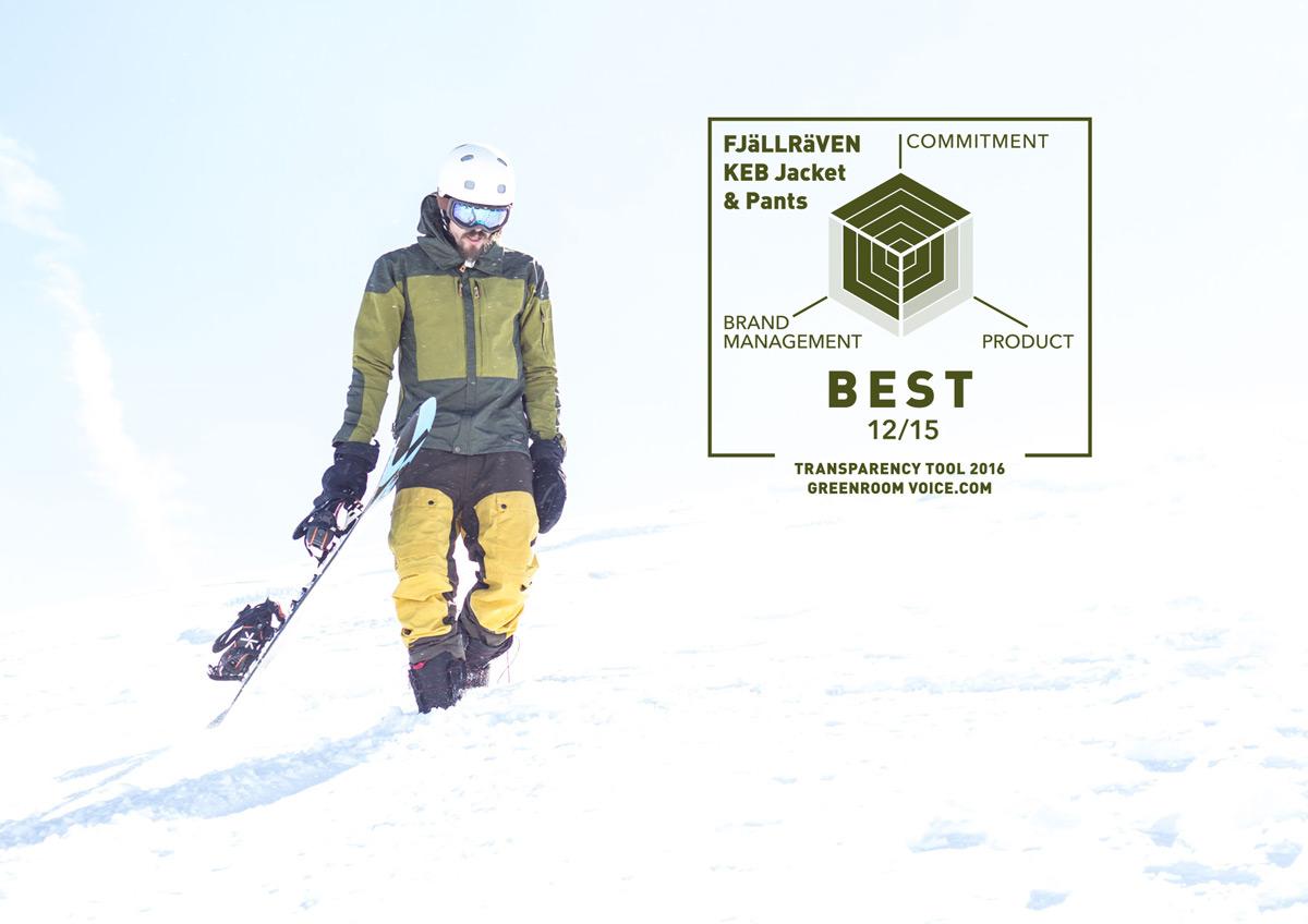Jacket amp; PRODUCT KEB TESTING Pants FJÄLLRÄVEN qxftS